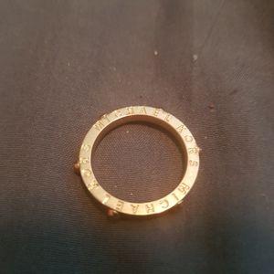 Rose gold Michael Kors Ring/Pendant
